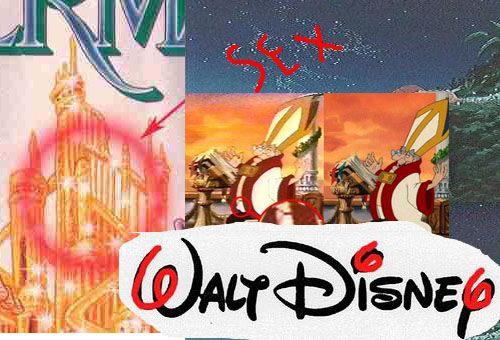 Walt Disney Illuminati