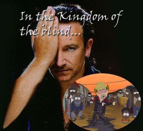 Bono One Eye