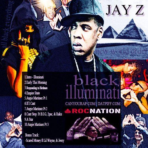 Jay Z Illuminati Symbol Jay z: black illuminati