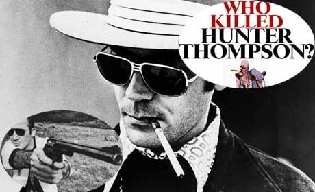 Hunter Thompson Suicide