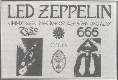 Led Zeppelin Amp Backmasking Conspirazzi