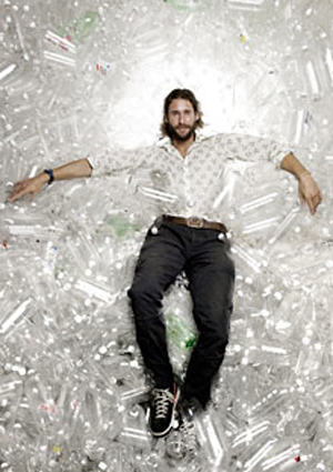 David De Rothschild - JESUS!