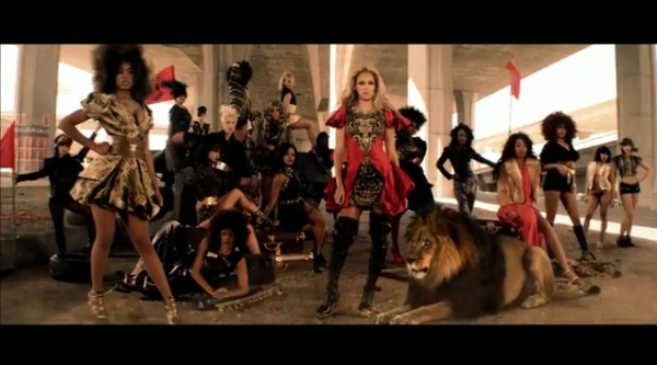 Beyonce Lion of Judah