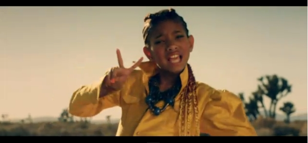 Willow Smith Victory