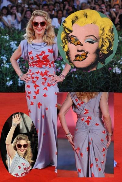 Madonna Butterflies