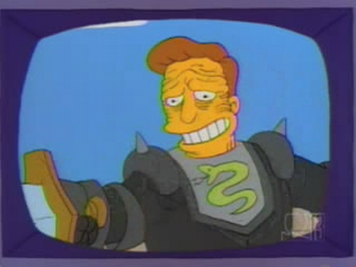 Troy Mcclure Snake