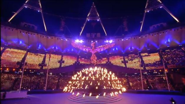 Olympics Satanic Phoenix