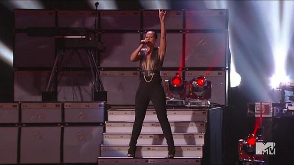 Alicia Keys Satan