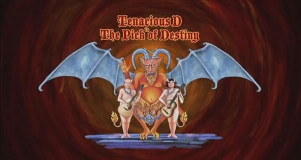 Illuminati Symbolism in Tenacious D | Conspirazzi