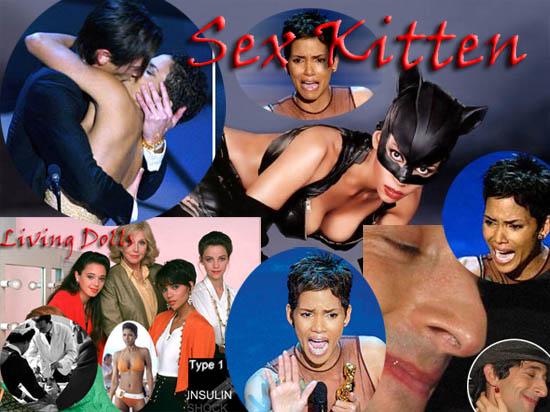 Halle Berry: Sex Kitten