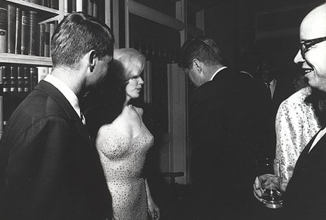 JFK Marilyn
