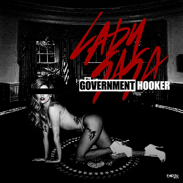 Lady Gaga Government Hooker