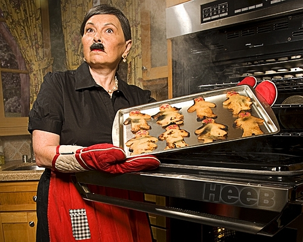 Roseanne Burnt Cookies Heeb