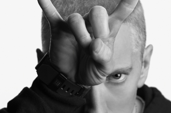 Eminem Illuminati Horns