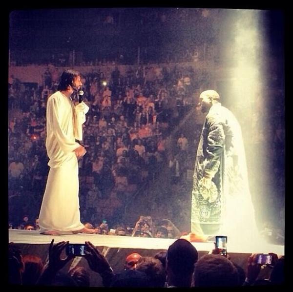 Yeezus Jesus