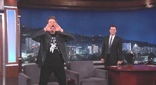 Jim Carrey Illuminati