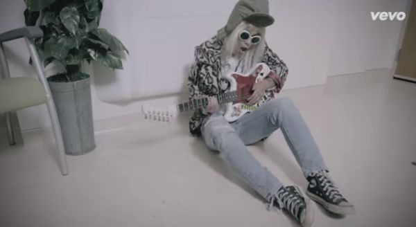 Fefe Dobson Kurt Cobain